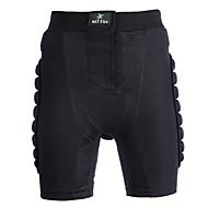 ieftine Echipament de protecție-Unisex Pantaloni Scurți Cycling cu Lenjerie Bicicletă Pantaloni Clasic Negru Îmbrăcăminte Ciclism