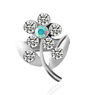 Women's Brooches - Fashion, Inspirational Brooch Silver For Wedding