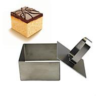 billige Bakeredskap-1 baking Ny ankomst / kake dekorasjon / Høy kvalitet Brød / kjeks / muffin Rustfritt Stål Bake & Mørdeigs Verktøy
