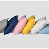 1匹のコットン枕カバー、自然の伝統的/古典的な背もたれ枕