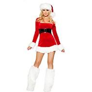 Cosplay Kostýmy Červená Terylen Cosplay doplňky Vánoce Karneval