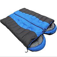 Sovepose Sove pose m. dobbelt bredde Dobbelt -5-15 Hul Bomuld Hold Varm Fugtsikker Vandtæt Bærbar Vindtæt Støv-sikker Anti-Insekt Foldbar