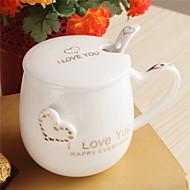 Šalice za čaj / Boce za vodu / Čaše za kavu / Čaj i piće 1 PC Keramika, -  Visoka kvaliteta