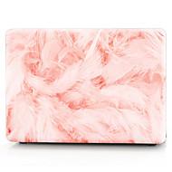 vaaleanpunainen höyheniä kuvio MacBook tietokoneen kotelo MacBook air11 / 13 pro13 / 15 pro kanssa retina13 / 15 macbook12