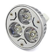 billige Spotlys med LED-380lm GU5.3(MR16) LED-spotpærer MR16 LED perler Høyeffekts-LED Varm hvit Kjølig hvit 12V