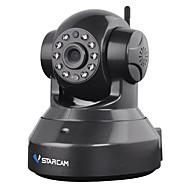 billige Innendørs IP Nettverkskameraer-vstarcam® c7837wip 720p 1.0mp wi-fi sikkerhet overvåking IP-kamera (nattsyn p2p støtte 128 GB TF kort)