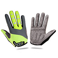 ROCKBROS Sports Gloves Bike Gloves / Cycling Gloves Keep Warm Windproof Wearable Wearproof Anti-skidding Snowproof Shockproof Wicking