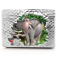 3d Elefant Muster macbook Computergehäuse für macbook air11 / 13 pro13 / 15 Pro mit retina13 / 15 macbook12