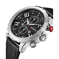 Homens Masculino Relógio Esportivo Relógio Militar Relógio Elegante Relógio de Moda Bracele Relógio Relógio Casual Relógio de Pulso