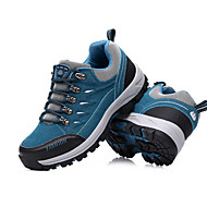 Feminino Tênis Conforto Tule Primavera Outono Aventura Conforto Cadarço Rasteiro Roxo Fúcsia Azul 5 a 7 cm