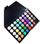 40 Eyeshadow Palette Dry Eyeshadow palette Powder Normal Daily Makeup