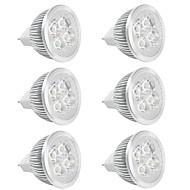 billige Spotlys med LED-350 lm GU5.3(MR16) LED-spotpærer MR16 leds Høyeffekts-LED Varm hvit Kjølig hvit