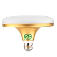 お買い得  LED電球-YWXLIGHT® 2000-2200lm E26 / E27 LEDフラッドライト PAR38 48 LEDビーズ SMD 5730 装飾用 温白色 クールホワイト 220-240V
