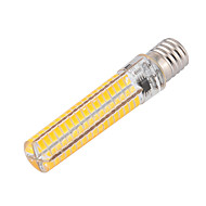 ywxlight® e17 led maissi valot 136 smd 5730 1200-1400 lm lämmin valkoinen kylmä valkoinen himmennettävä koriste 110v / 220v