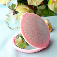 Pink Bachelorette Party Ladies Compact Mirror Favor Ladies Night Out Essentials