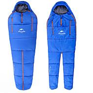 Naturvandring Sovepose Rektangulær sovepose 10°C Vandtæt Bærbar Regn-sikker Foldbar Åndbarhed Forseglede poser Elastisk 180X30 Vandring