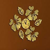 מודרני / עכשווי אגבי משרד / עסקים משפחה יומהולדת שעון קיר,מצחיק אחרים מתכת בבית שָׁעוֹן