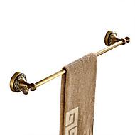 タオルバー / アンティーク真鍮 アンティーク