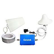 lintratek UMTS 1700 mobiltelefoner signal booster 4g AWS repeater forsterkerkomplette sett til t-mobil / vind / Movistar