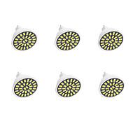 billige Spotlys med LED-300-360 lm GU5.3(MR16) LED-spotpærer G50 32LED leds SMD 5733 Dekorativ Varm hvit Kjølig hvit AC110 AC220 AC 220-240V