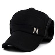 Chapéu Larga Unisexo Térmico/Quente Confortável Protecção para Esportes Relaxantes Basebal