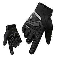 Sports Gloves Breathable Wearproof Shockproof Full-finger Gloves Lycra Cycling / Bike Men's