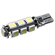 abordables Lámparas LED de Coche-SO.K T10 Coche Bombillas 1W LED de Alto Rendimiento 13 Luces interiores