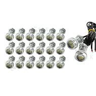 economico Luci diurne-SO.K 20pcs 1156 Auto Lampadine SMD 5630 180lm luci esterne For Universali