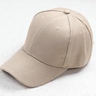 Cap Hatt Herre Dame Unisex Beskyttende Solkrem Bekvem til Fritidssport Baseball