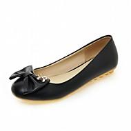Žene Ravne cipele Proljeće Ljeto Jesen Udobne cipele Inovativne cipele Lakirana koža Umjetna kožaVjenčanje Ured i karijera Formalne