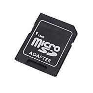 baratos -Tf microsd para sd adaptador de cartão de memória