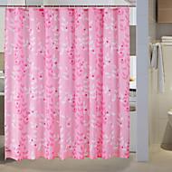 新古典主義 ポリエステル 180 * 180  -  高品質 シャワー用カーテン