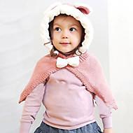 Fete Căciuli & Băști-Iarnă Îmbrăcăminte tricotată Roz