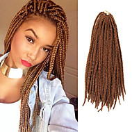 Twist braids hair braids search lightinthebox box braids twist braids medium auburn hair braids 24inch kanekalon 90g synthetic hair extensions pmusecretfo Gallery