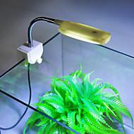Aquários Iluminação de LED Branco Poupança de Energia Lâmpada de LED 220V