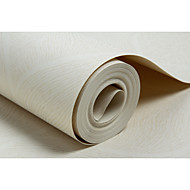 Blomster Trær / Blader Tapet til Hjemmet Moderne Tapetsering , PVC/Vinyl Materiale selvklebende nødvendig bakgrunns , Tapet