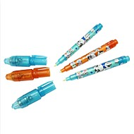 3pcs invisíveis caneta de tinta brindes promocionais caneta mágica canetas escrita secreta