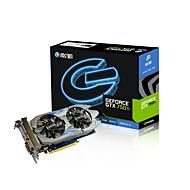 Galaxy Video Graphics Card GTX750Ti 1189MHz/5400MHz2GB/128 bit GDDR5