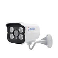 billige Overvåkningskameraer-yanse® 1000tvl 3.6mm metall aluminium d / n CCTV kamera ir rekke 4 ledet sikkerhet vanntett kablet 720cf