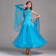 Χαμηλού Κόστους -Επίσημος Χορός Φορέματα Γυναικεία Επίδοση Spandex / Δαντέλα / Τούλι Φόρεμα