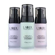 Base Primers Molhado Creme Gloss Colorido Corretivo Natural Olhos Rosto Lábios Verde Roxa Rosa
