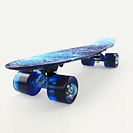 Standard Skateboards Lilla Rosa Blå Lilla Marine