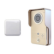 high security product real-time remote smart wifi video deurtelefoon wifi bell draadloze deurintercom