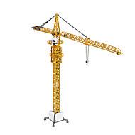Autíčka Hračky Stavební stroj Jeřáb Vysouvací Simulace Věž Hračky Kov Chlapecké Dívčí Vánoce Narozeniny Den dětí Dárek Akční a hrací