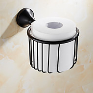 preiswerte Neu Eingetroffen-WC-Rollenhalter Antike Messing Wand befestigend