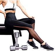 calças de yoga Calças Respirável Compressão Redutor de Suor Confortável Natural Com Elástico Moda Esportiva Preto MulheresIoga Pilates