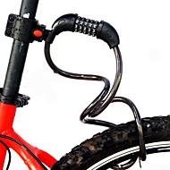 Sykkel Sykkel Låser Fritidssykling Foldesykkel Sykling Fjellsykkel Vei Sykkel BMX TT Sykkel med fast gir Holdbar Sikkerhet Stål