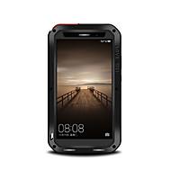 のために 耐衝撃 耐埃 耐水 ケース フルボディー ケース ソリッドカラー ハード メタル のために Huawei Huawei Mate 9