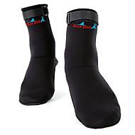Korte gummistøvler Dykning og snorkling Neopren