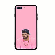 用途 iPhone X iPhone 8 ケース カバー パターン バックカバー ケース パンク ハード アクリル のために Apple iPhone X iPhone 8 Plus iPhone 8 iPhone 7プラス iPhone 7 iPhone 6s Plus